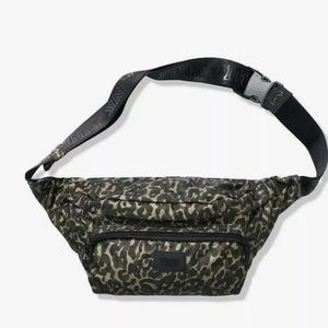 New VS PINK Camo Animal Fanny Pack Belt Bag